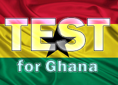 Test For Ghana logo