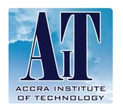 Accra Institute of Technology logo