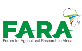 Forum for Agricultural Research in Africa (FARA) logo
