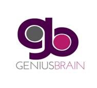 Genius Brain  logo