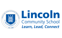 Lincoln Community School logo