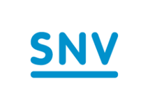 SNV Netherlands Development Organisation and Forestry Commission logo