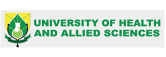 University of Health and Allied Sciences (UHAS) logo