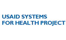 USAID Systems For Health Project logo