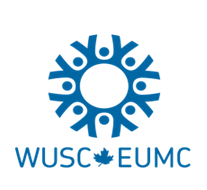 World University Service of Canada (WUSC) logo